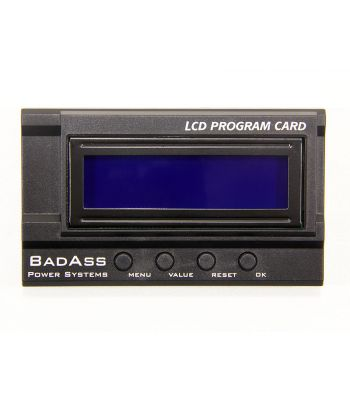 BadAss Renegade Series Brushless ESC LCD Programmer